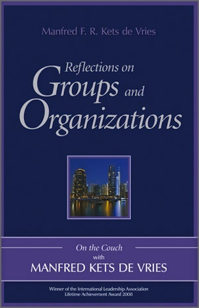 Reflections on Group & Organizations