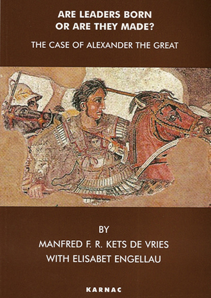 Are Leaders Born or Are They Made: The Case of Alexander the Great
