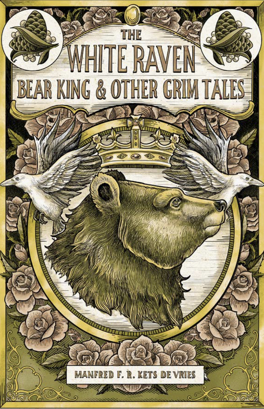 The White Raven, the Bear-King, and Other Grim Tales